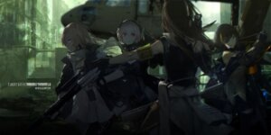 Rating: Safe Score: 55 Tags: dress eyepatch girls_frontline gun swd3e2 User: RyuZU