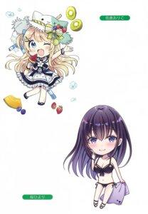 Rating: Questionable Score: 10 Tags: melonbooks sakura_hiyori sakura_oriko tagme User: abcdefh