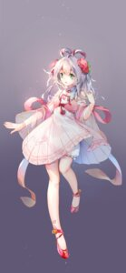 Rating: Safe Score: 55 Tags: asian_clothes bloomers luo_tianyi rokusai vocaloid User: BattlequeenYume