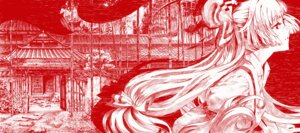 Rating: Safe Score: 15 Tags: cosmic fujiwara_no_mokou monochrome touhou User: Radioactive