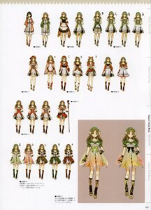 Rating: Safe Score: 7 Tags: atelier atelier_ayesha ayesha_altugle character_design hidari User: Shuumatsu