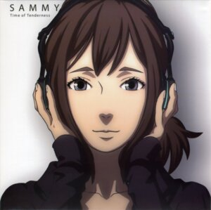 Rating: Safe Score: 12 Tags: eve_no_jikan headphones sammy User: Radioactive