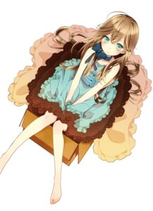 Rating: Safe Score: 38 Tags: dress nico_(artist) User: Nekotsúh