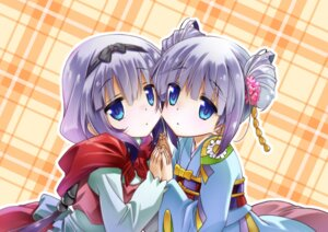 Rating: Safe Score: 21 Tags: kanna_kamui kimono kobayashi-san_chi_no_maid_dragon seizan_shouji User: Mr_GT