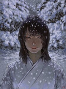 Rating: Safe Score: 14 Tags: kimono zennosuke User: charunetra