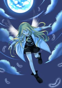 Rating: Safe Score: 8 Tags: chynia rachel_gardner satsuriku_no_tenshi wings User: charunetra
