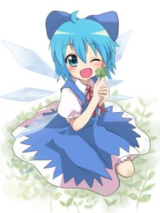 Rating: Safe Score: 10 Tags: cirno massala touhou User: konstargirl
