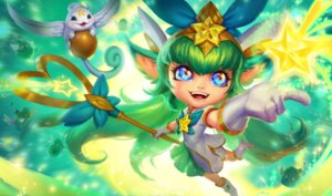 Rating: Safe Score: 7 Tags: animal_ears dress league_of_legends lulu_(league_of_legends) possible_duplicate tagme weapon wings User: Radioactive