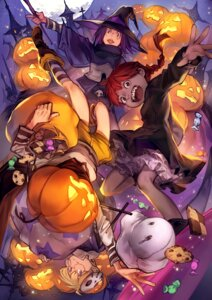 Rating: Safe Score: 11 Tags: bloomers halloween lee_hyeseung megane weapon witch User: Mr_GT