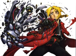 Rating: Safe Score: 14 Tags: edward_elric fullmetal_alchemist male User: Wraith