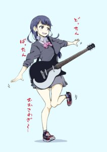 Rating: Safe Score: 13 Tags: guitar seifuku sweater tagme takata_koutarou User: saemonnokami