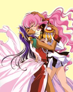 Rating: Questionable Score: 8 Tags: breast_grab dress himemiya_anthy revolutionary_girl_utena tenjou_utena yuri User: Radioactive