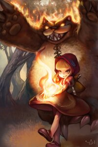Rating: Safe Score: 43 Tags: annie_hastur gd_choco league_of_legends tibbers User: Radioactive