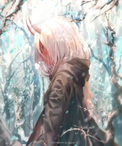 Rating: Safe Score: 45 Tags: darling_in_the_franxx horns sa'yuki zero_two_(darling_in_the_franxx) User: Mr_GT