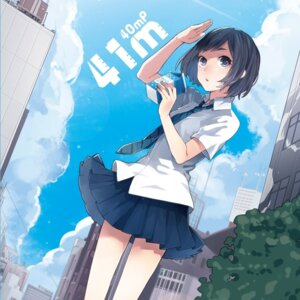 Rating: Safe Score: 29 Tags: disc_cover landscape seifuku User: Sunimo