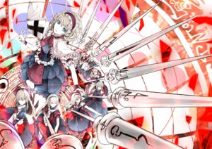 Rating: Safe Score: 22 Tags: alice_margatroid shanghai touhou weapon yutapon User: Mr_GT
