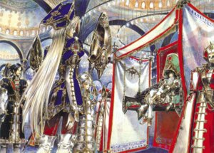 Rating: Safe Score: 4 Tags: astharoshe_asran seth_nightroad thores_shibamoto trinity_blood User: Radioactive