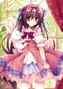 Rating: Safe Score: 62 Tags: aliasing dress nanaroba_hana User: 桃花庵の桃花