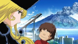 Rating: Safe Score: 4 Tags: galaxy_express_999 hoshino_tetsuro maetel User: saemonnokami