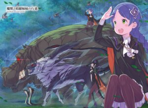 Rating: Questionable Score: 27 Tags: cleavage dress monster ootsuka_shinichirou pantyhose re_zero_kara_hajimeru_isekai_seikatsu shinichirou User: kiyoe