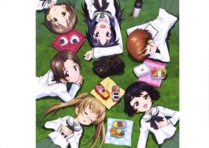 Rating: Safe Score: 13 Tags: girls_und_panzer maruyama_saki megane oono_aya sakaguchi_karina sawa_azusa seifuku utsugi_yuuki yamagou_ayumi User: drop