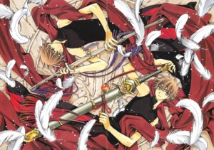 Rating: Safe Score: 3 Tags: clamp crease li_syaoran male sword tsubasa_reservoir_chronicle User: LulukoVladmont