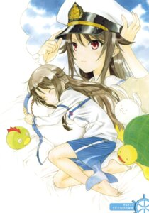 Rating: Safe Score: 21 Tags: gym_uniform high_school_fleet munetani_mashiro utatane_hiroyuki User: Twinsenzw