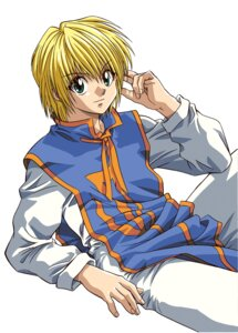 Rating: Safe Score: 4 Tags: hunter_x_hunter kurapika male tagme User: Radioactive