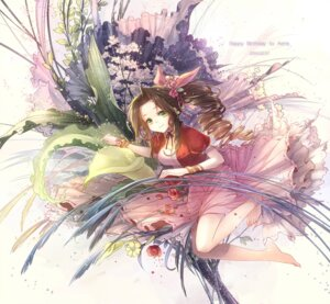 Rating: Safe Score: 41 Tags: aerith_gainsborough final_fantasy final_fantasy_vii kieta User: Mr_GT