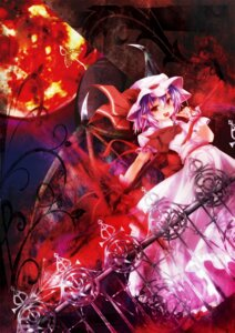 Rating: Safe Score: 12 Tags: blood jum remilia_scarlet touhou wings User: 椎名深夏