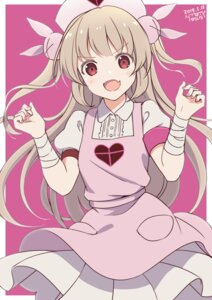 Rating: Safe Score: 18 Tags: bandages natori_sana nurse sana_channel yoshino_ryou User: saemonnokami