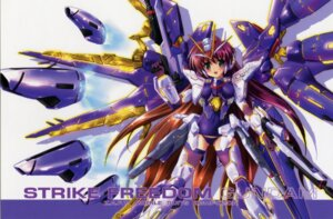 Rating: Questionable Score: 8 Tags: gundam gundam_seed gundam_seed_destiny komatsu_e-ji mecha_musume User: admin2