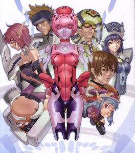 Rating: Safe Score: 13 Tags: hakua_ugetsu phantasy_star phantasy_star_online User: Eruru