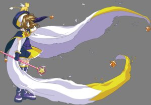 Rating: Safe Score: 20 Tags: card_captor_sakura kerberos kinomoto_sakura transparent_png vector_trace User: aurica