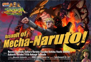 Rating: Safe Score: 6 Tags: mecha monster naruto_shippuden User: Ryksoft