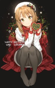 Rating: Safe Score: 102 Tags: anmi christmas fantasista_doll feet pantyhose uno_uzume User: edogawaconan