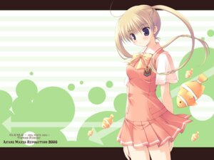 Rating: Safe Score: 21 Tags: ikegami_akane kashimashi kurusu_tomari wallpaper User: waha