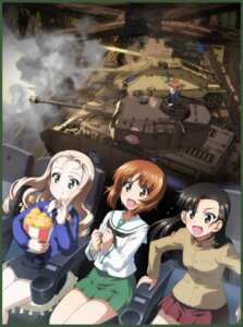 Rating: Safe Score: 15 Tags: girls_und_panzer marie_(girls_und_panzer) nishi_kinuyo nishizumi_miho seifuku sweater tagme uniform User: saemonnokami