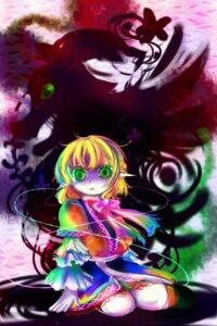 Rating: Safe Score: 4 Tags: kazu_(muchuukai) mizuhashi_parsee touhou User: konstargirl
