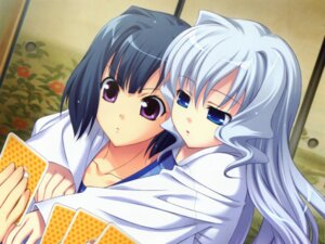 Rating: Safe Score: 9 Tags: aoi_shiro hal nami_(aoi_shiro) osanai_shouko success User: blooregardo
