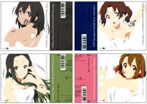 Rating: Safe Score: 7 Tags: hirasawa_yui jekyll_and_hyde k-on! makigami_kimiko matsumoto_mifuyu mizuki_makoto nojima_chika User: Kalafina