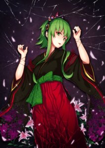 Rating: Safe Score: 20 Tags: gumi juu. kimono vocaloid User: ddns001