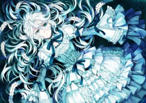 Rating: Safe Score: 32 Tags: dress heterochromia lolita_fashion osamu User: fireattack