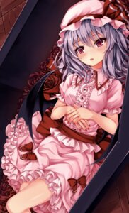 Rating: Safe Score: 51 Tags: kitou_kaitai remilia_scarlet touhou wings User: Mr_GT