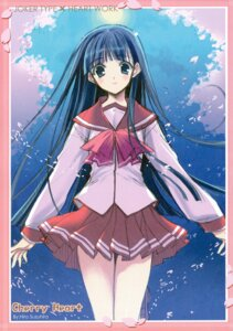 Rating: Safe Score: 9 Tags: kusakabe_yuki seifuku suzuhira_hiro to_heart_2 to_heart_(series) User: Radioactive