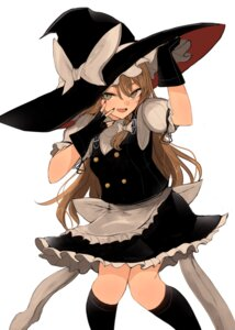 Rating: Questionable Score: 11 Tags: kirisame_marisa ne_kuro skirt_lift touhou witch User: Dreista