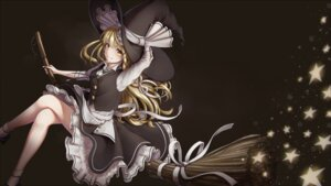 Rating: Safe Score: 33 Tags: dress dtvisu heels kirisame_marisa touhou wallpaper witch User: RyuZU