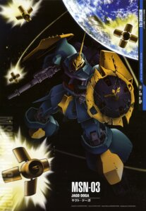 Rating: Safe Score: 8 Tags: char's_counterattack gundam mecha shino_masanori User: Share