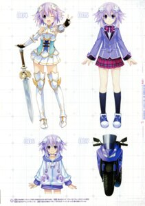 Rating: Safe Score: 16 Tags: armor choujigen_game_neptune choujigen_taisen_neptune_vs_sega_hard_girls four_goddesses_online:_cyber_dimension_neptune gekijigen_tag:_blanc_+_neptune_vs_zombie_gundan neptune seifuku sword thighhighs tsunako User: Radioactive