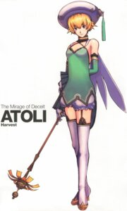 Rating: Safe Score: 9 Tags: atoli bloomers dress .hack// .hack//g.u. sadamoto_yoshiyuki stockings thighhighs User: Radioactive